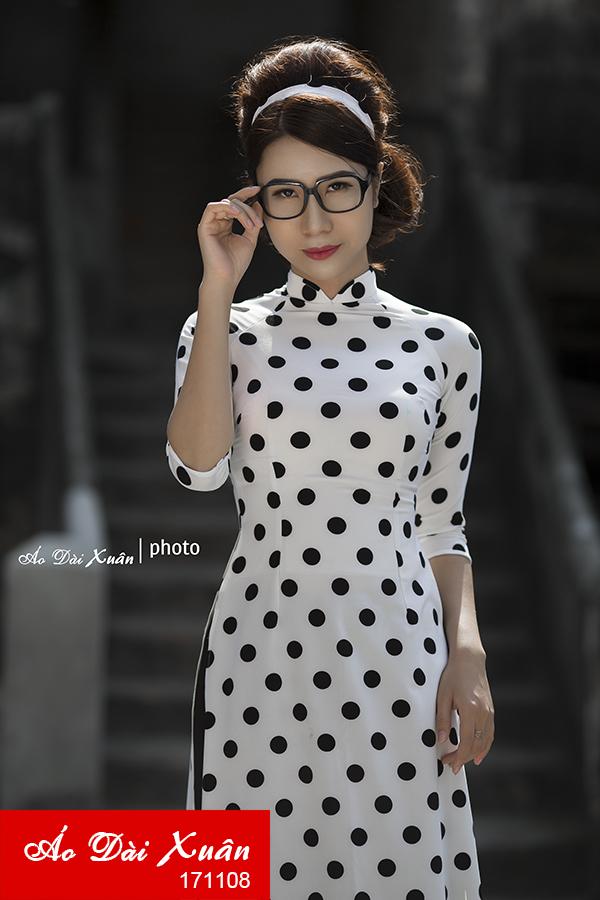 áo dài cô Ba Sài Gòn 171108