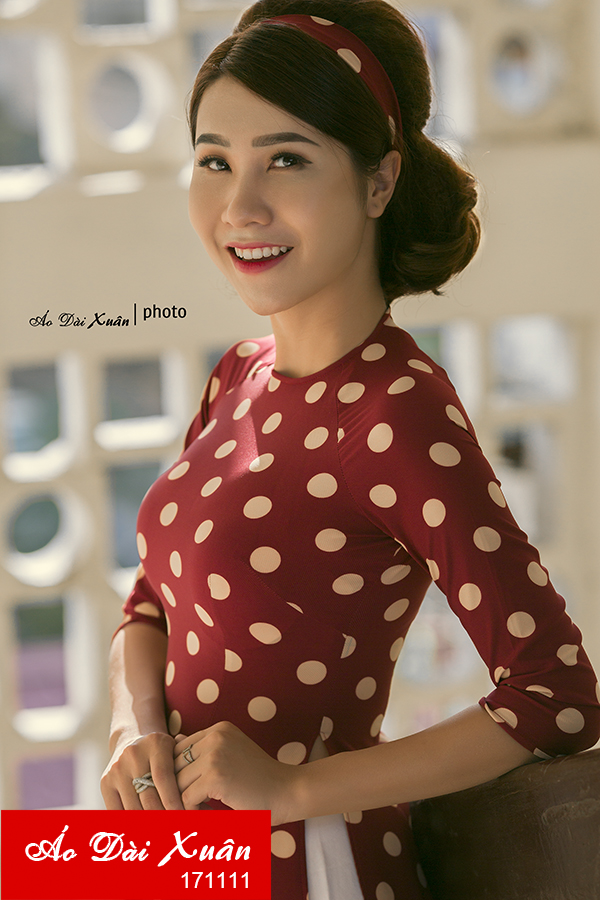 áo dài cô Ba Sài Gòn 171111
