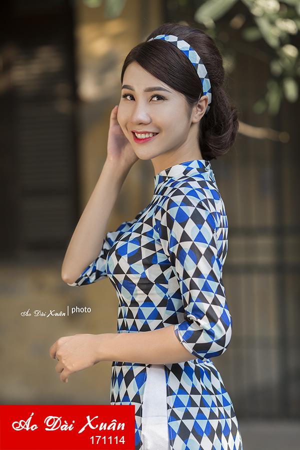 áo dài cô Ba Sài Gòn 171114